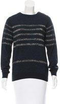 MiH Jeans Striped Knit Sweater w/ Tags