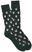 J.Mclaughlin Santa Socks