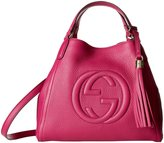 Gucci Shoulder Bag-Fuschia Pink