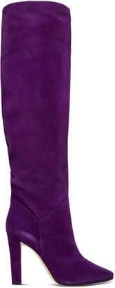 Alberta Ferretti Knee-High Boots