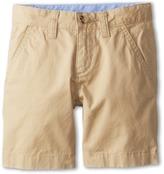Lacoste Kids Cotton Gabardine Bermuda Short (Little Kids/Big Kids)