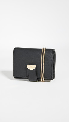 Marc Jacobs Small Card Case with Chain