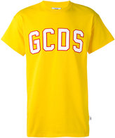 Gcds - logo print T-shirt - men - Cotton - S