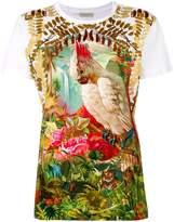 Etro jungle print T-shirt