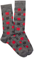 BOSS Check Socks