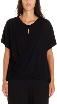 Ann Demeulemeester Draped T-Shirt