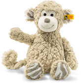 Steiff Bingo Plush Monkey