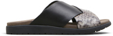 Kenneth Cole Maxwell Leather Slide