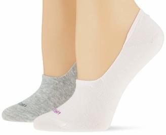 Calvin Klein Women's Show 2p Cotton Logo Jessica Socks