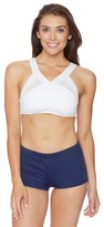 Nautica Soho Solids High Neck Bikini Top