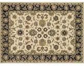 Loloi Rugs Loloi Maple Mp04 Wool 8Feet By 11Feet Area Rug Beigeblack