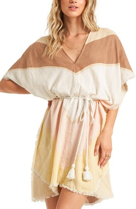 Billabong Wishing Well Tie Waist Cover-Up
