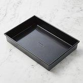 """Crate & Barrel Calphalon ® Signature Ceramic 13""""x19"""" Cake Pan"""