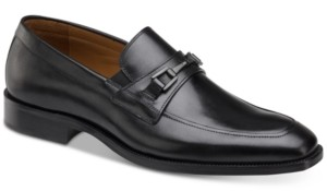 Johnston & Murphy Men's Sanborn Bit Loafers Men's Shoes