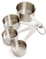 Martha Stewart Collection Martha Stewart Collection Stainless Steel Measuring Cups