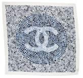 Chanel CC Silk Scarf