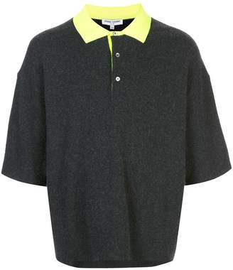Opening Ceremony colour-block polo shirt
