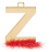 Fendi ABClick letter 'Z' key charm