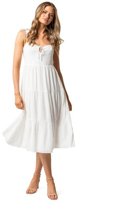 Forever New Petite Tamsin Petite Midi Dress