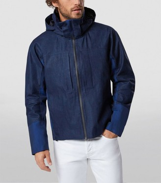 Sease George Hooded Jacket