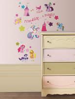 My Little Pony Friendship Wall Stickers