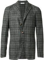 Boglioli checked blazer
