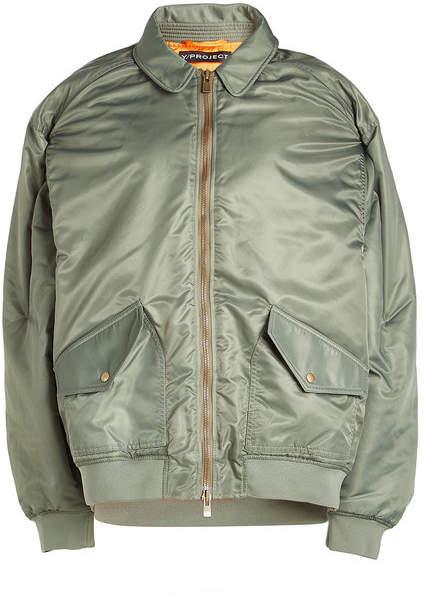 Y/Project Satin Bomber Jacket