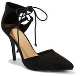 New York & Co. Lace-Up Pump