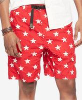 Denim & Supply Ralph Lauren Men's American Star-Print Hiking Chino Shorts