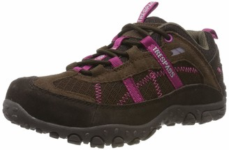 Trespass Girl's Fell Low Rise Hiking Boots