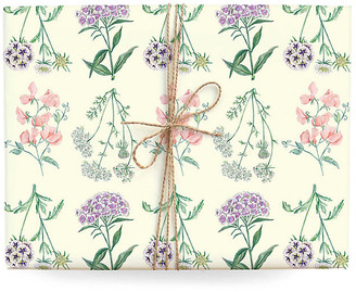 Lana's Shop Set of 3 Botanic Gift Wrap