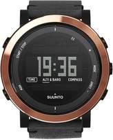 Suunto Men's Essential SS022439000 Leather Swiss Quartz Watch