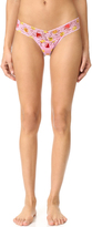 Hanky Panky Love Note Low Rise Thong
