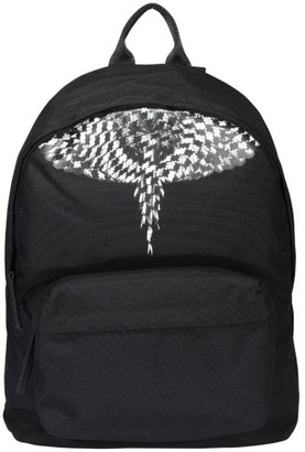 Marcelo Burlon County of Milan Cross Pdp Wings Backpack