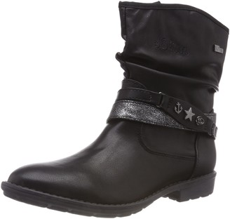 S'Oliver Girls' 45402-21 Ankle Boots