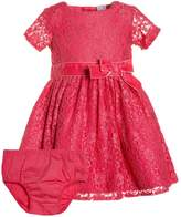 Carter's DRESS SLEEVE BOW BABY Cocktail dress / Party dress pink