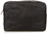 Bottega Veneta Intrecciato leather trim washbag