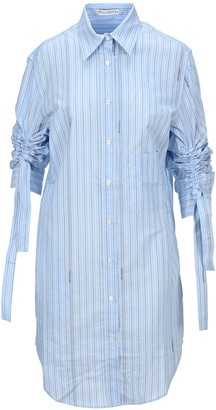 J.W.Anderson Striped Shirt-style Dress