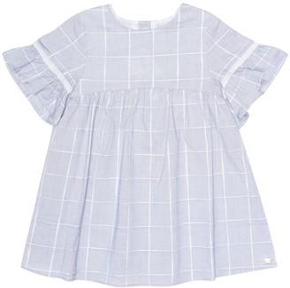 Tartine et Chocolat Baby checked cotton dress