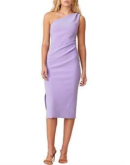 Bec & Bridge Bec + Bridge Gemma Aysm Midi Dress