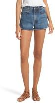 Rag & Bone Women's Lou High Waist Cutoff Denim Shorts