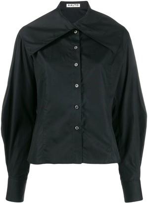 Aalto Oversized Collar Shirt