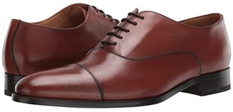 To Boot Forley (Black) Men's Lace Up Wing Tip Shoes