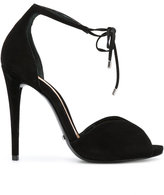 Schutz ankle length sandals - women - Leather/Suede/rubber - 41