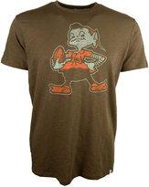 '47 Men's Cleveland Browns Retro Logo Scrum T-Shirt
