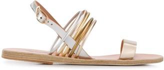 Ancient Greek Sandals Eretria strappy sandals