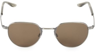 Barton Perreira Harald 49MM Aviator Sunglasses