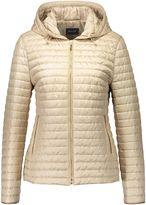 Basler Hooded Quilted Jacket