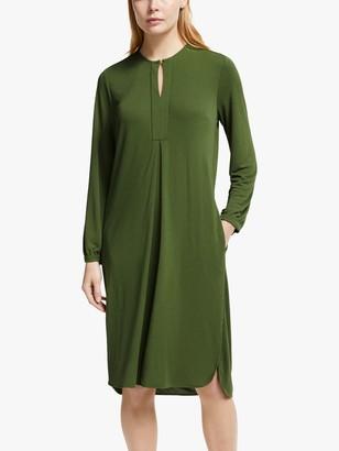 John Lewis & Partners Jersey Tunic Dress