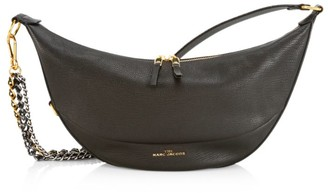 Marc Jacobs The Eclipse Leather Saddle Bag